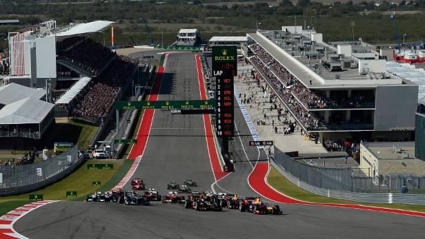 Die Motorsporttermine 2014. © Bild: Larry W. Smith / EPA / picturedesk.com