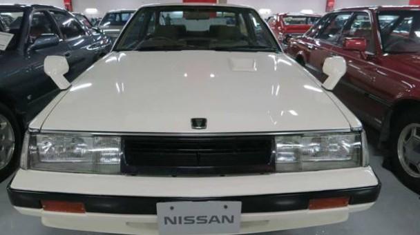Der Nissan Leopard