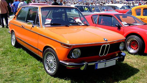 Paul Walkers Autosammlung Fast and Furious BMW 2002 Touring