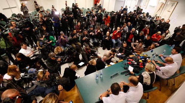 2. Pressekonferenz am 31. Dezember, 11:00