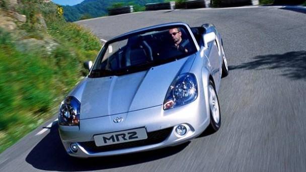 Der Toyota MR2