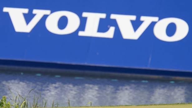 Volvo Schild