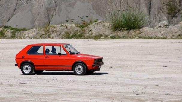 Der VW Golf GTI 1976