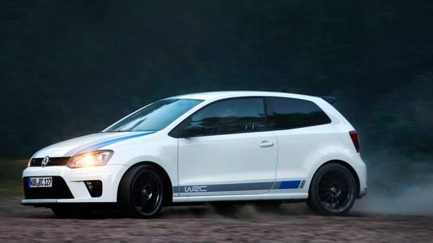 Der VW Polo WRC 1815