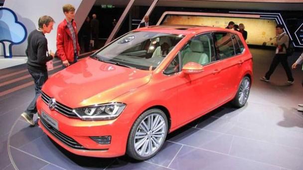 Der VW Golf Sportsvan