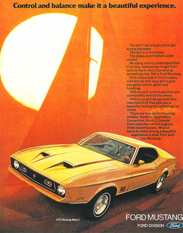 1972 ford mustang mach 1. Black Bedroom Furniture Sets. Home Design Ideas