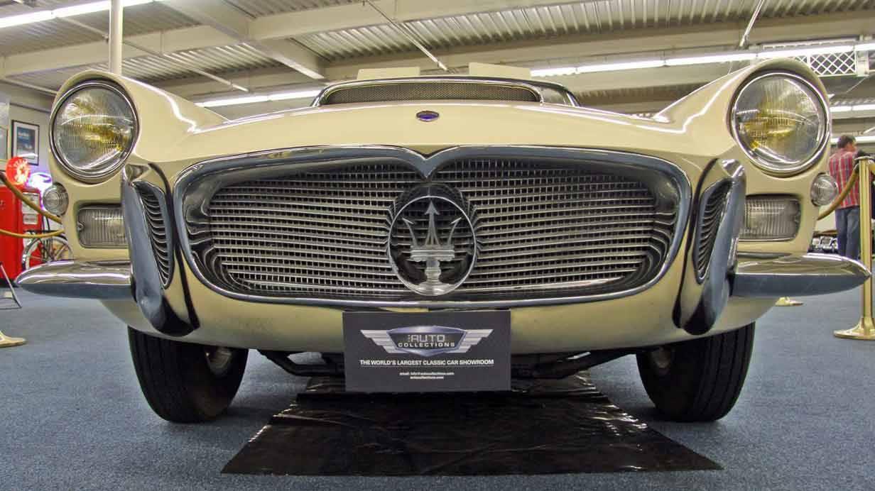 Maserati 3500 GT Frua Spyder