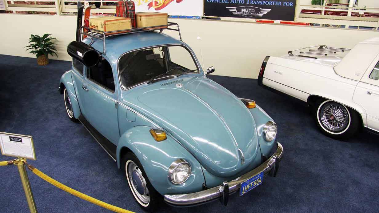1971er VW Super Beetle