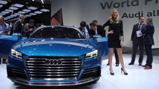 Der Audi Shooting Brake