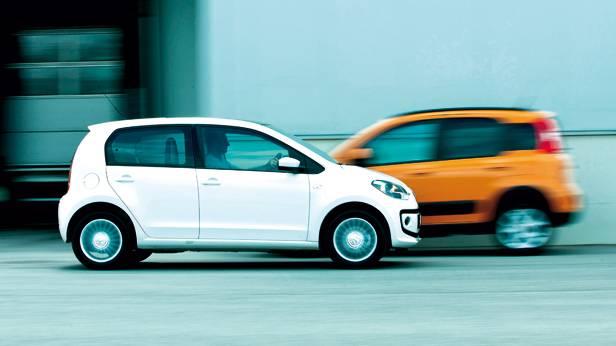 SPARFUCHS Weniger Verbrauch geht nicht, aber das Auto ist ein bissl öd.