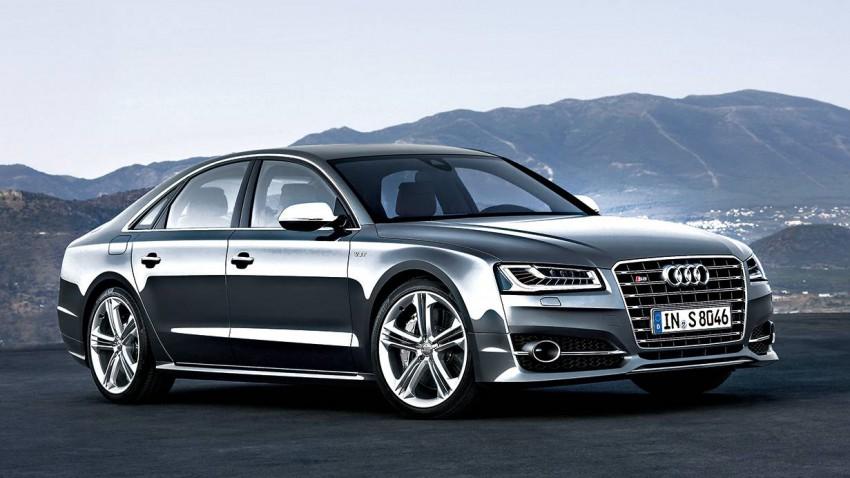 Audi S8 2014 vorne front