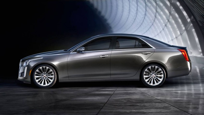 cadillac cts 2014 seite