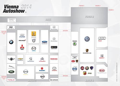 vienna autoshow 2014 messeplan