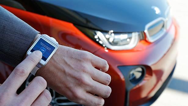 _autorevue-motorblog-ces-2014-BMW-Samsung-Galaxy-Gear