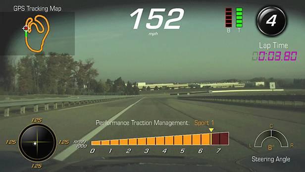 corvette performance data recorder