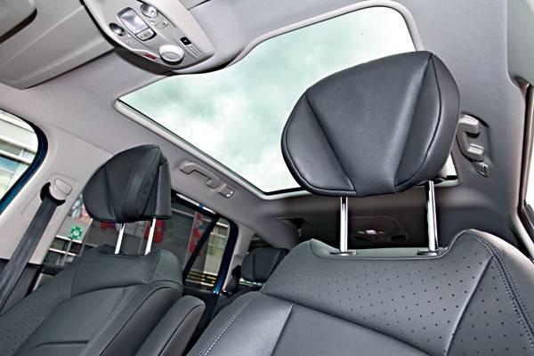 Citroën Grand C4 Picasso BlueHDi 150 Exclusive sitze glasdach