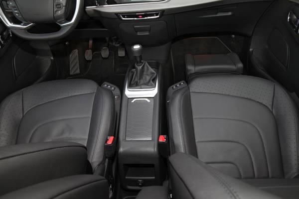 Citroën Grand C4 Picasso BlueHDi 150 Exclusive sitze vorne