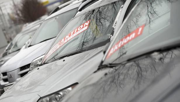 NoVA-Erhöhung im März: Österreicher suchen neue Autos