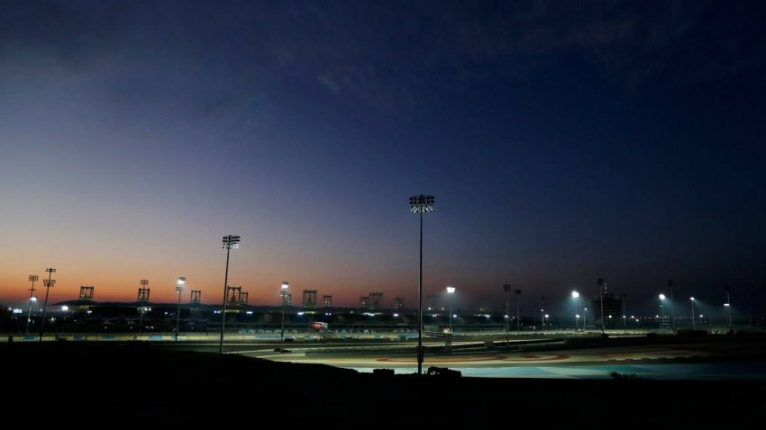 Bahrain International Circuit (BIC) in Sakhir