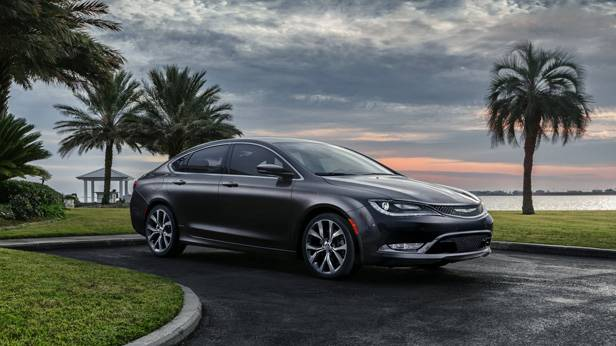 Der Chrysler 200