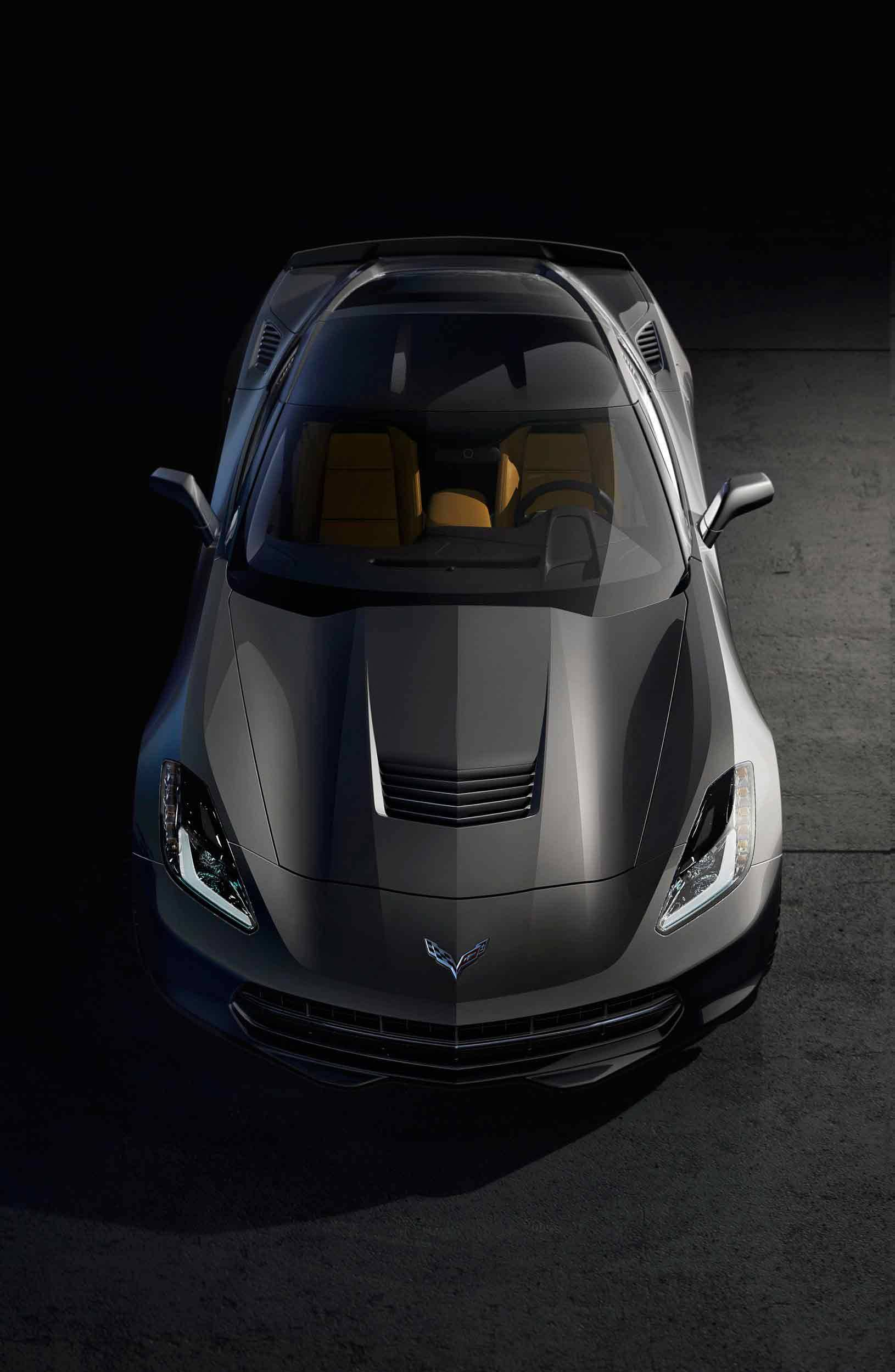 _Corvette C7 Stingray vorne