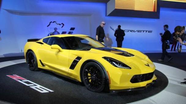 Die Corvette Z06