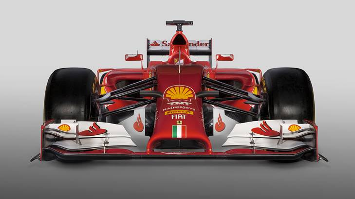 formel 1 ferrari f14 t. Black Bedroom Furniture Sets. Home Design Ideas