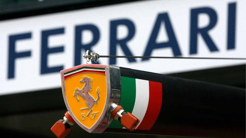 Das Ferrari Logo