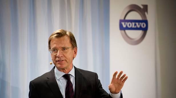 CEO Volvo Hakan Samuelsson