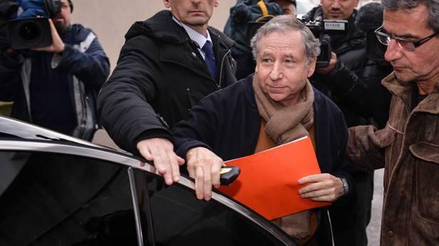 Jean Todt in Grenoble