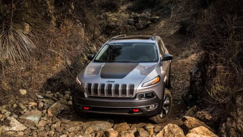 Der Jeep Cherokee Trailhawk