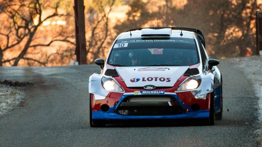 Rallye Monte Carlo: Bouffier führt zum Auftakt