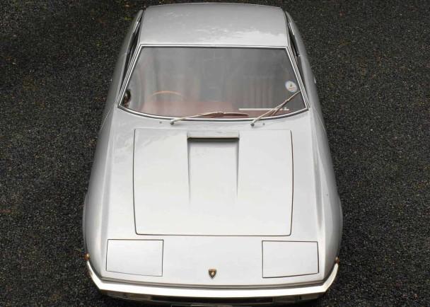 _Lamborghini-Islero-silber-front