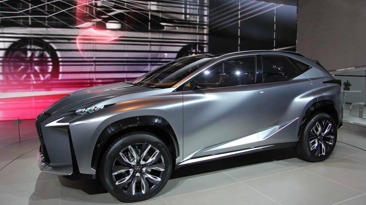 Lexus IF NX