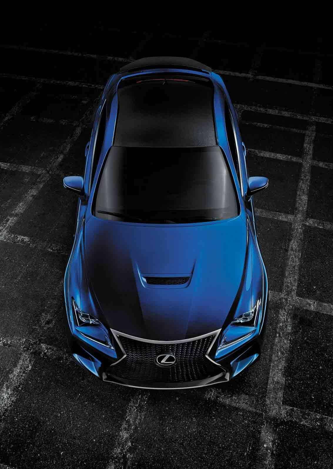 _Lexus-RC-F-vorne