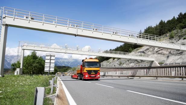 Verkehrsaufkommen auf Österreichs Autobahnen 2013 gestiegen