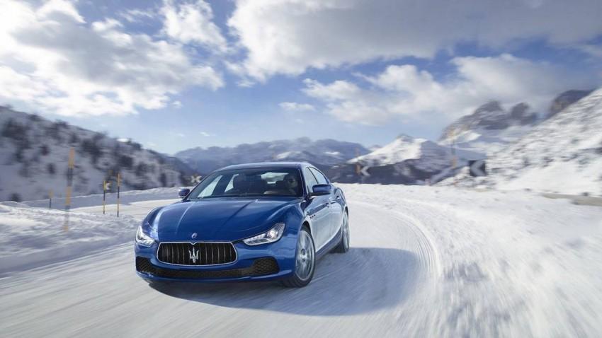 Der Maserati Ghibli S Q4