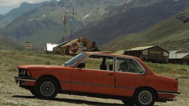 Ein BMW 320