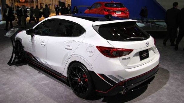 Mazda Clubsport 3 Concept