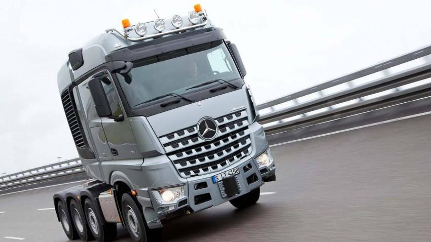 Der Mercedes-Benz SLT