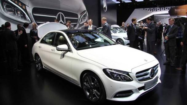 Die neue Mercedes-Benz C-Klasse