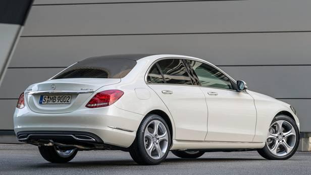 Mercedes C Klasse Neuwagenpreis