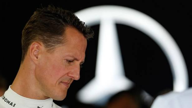Michael Schumacher (c) REUTERS/Kim Kyung-Hoon