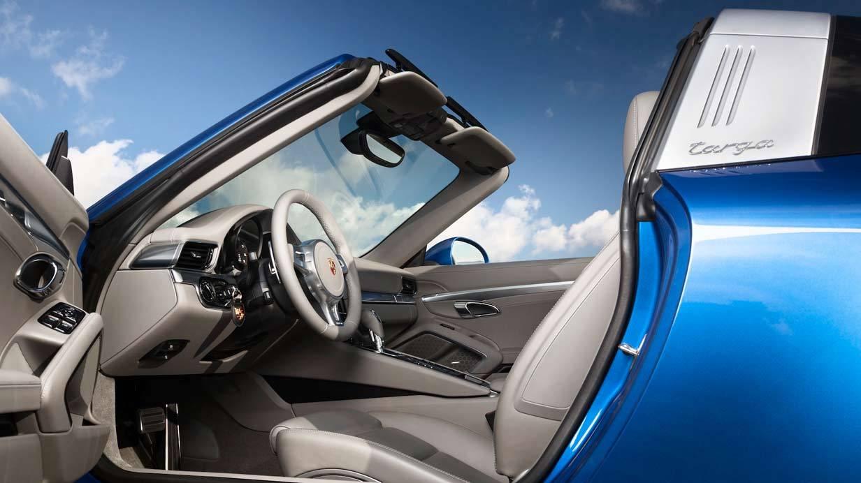 _Porsche-911-Targa-blau-innen