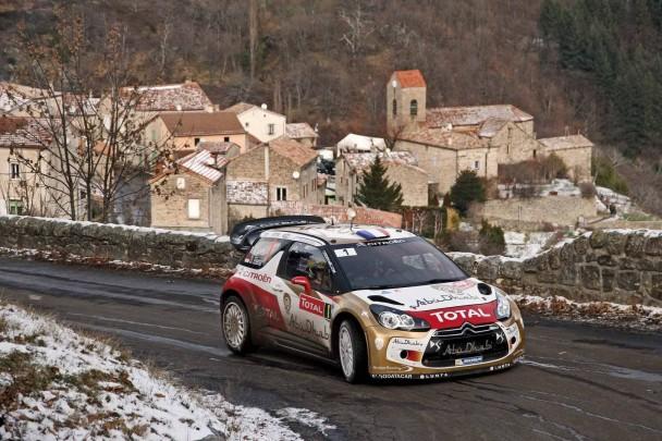 Rallye Monte-Carlo 2013 Sieger Sebastien Loeb %283%29