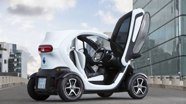 Der Renault Twizy Z. E.