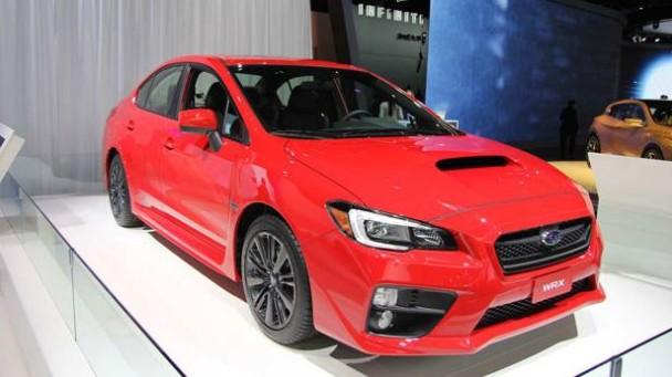 Der Subaru WRX