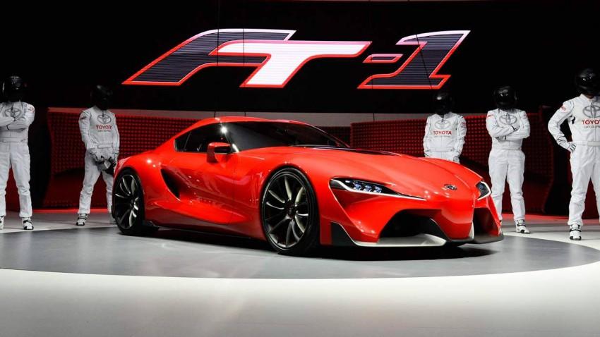 Der Toyota FT-1