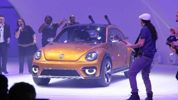 Der VW Beetle Dune