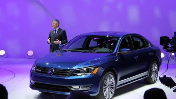 Das VW Blue Motion Concept